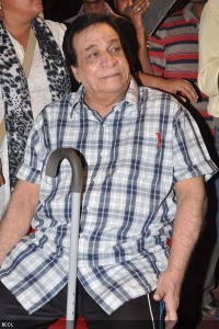 Kader Khan not dead, death