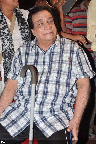 Kader Khan not dead, death rumors