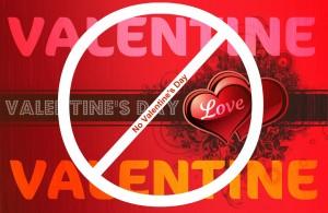 No Valentines Day