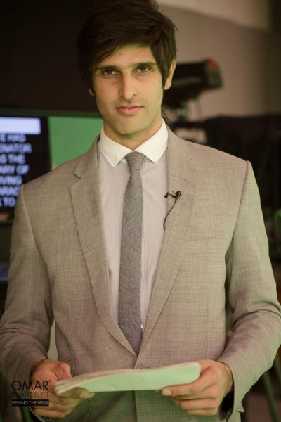 Asjid, another one of the energetic and talented group of anchors that are part of the PTV World team