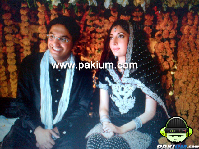 Sharmila Farooqi Engagement Photo