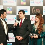 1st Hum TV Awards Redcarpet - 14