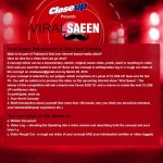 Ali Gul Pir and CloseUP Pakistan in search of Viral Saeen 2013 (2)