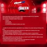 Ali Gul Pir and CloseUP Pakistan in search of Viral Saeen 2013 (3)