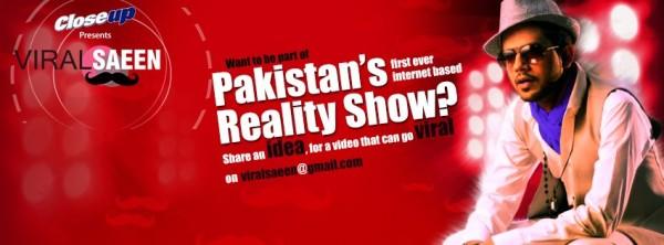 Ali Gul Pir and CloseUP Pakistan in search of Viral Saeen 2013