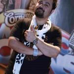 Ahmed Ali Butt Cornetto Music Icons