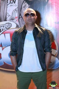 Ali Azmat at Cornetto Music Icons