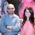 Ali Tariq & Fariyha Subhani Cornetto Music Icons