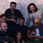 Bilal Shahi Ahmed Butt Meesha Alamgir Ali Azmat Faisal Kapadia Cornetto Music Icons