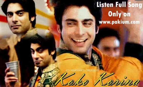 Fawad Khan Ko Ko Korina Song Remake