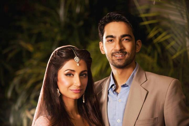 Ali Safina Hira Tareen got engaged