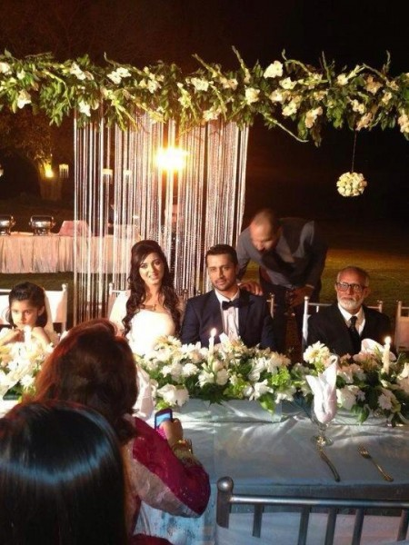 atif-aslam-sara-bharwana-at-valima-reception