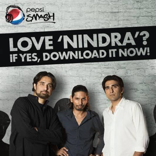 Noori Nindra for Pepsi Smash