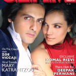 Aamina Sheikh and Mohib Mirza shoot for Glam Magazine - 1
