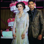 Amir Khan and Faryal Makhdoom Valima Pictures - 01