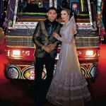 Amir Khan and Faryal Makhdoom Valima Pictures - 05