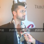 Atif Aslam at The Reluctant Fundamentalist Red Carpet