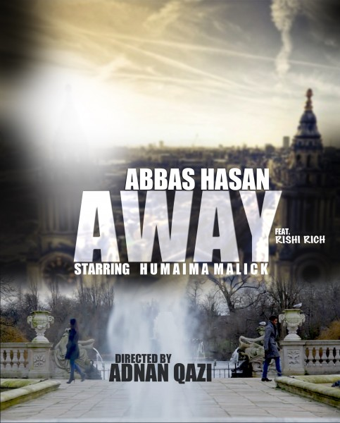 Away by Abbas Hasan (Poster)