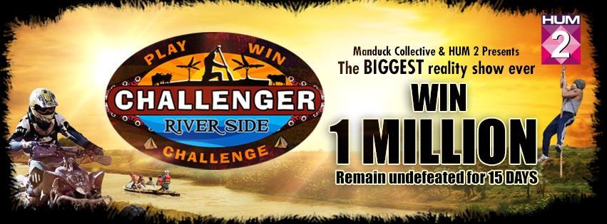 Challenger Reality Show Hum TV