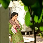 Cybil Chaudhry shoot for Khaadi's Eid Collection Volume 1 - 11