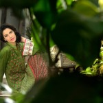 Cybil Chaudhry shoot for Khaadi's Eid Collection Volume 1 - 12