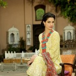 Cybil Chaudhry shoot for Khaadi's Eid Collection Volume 1 - 15