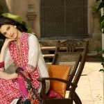Cybil Chaudhry shoot for Khaadi's Eid Collection Volume 1 - 2