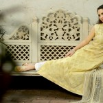 Cybil Chaudhry shoot for Khaadi's Eid Collection Volume 1 - 24