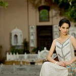 Cybil Chaudhry shoot for Khaadi's Eid Collection Volume 1 - 32