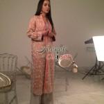 Humaima Malick at Shamsha Hashwanis Couture Shoot (BTS) - 10