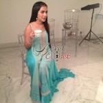 Humaima Malick at Shamsha Hashwanis Couture Shoot (BTS) - 13