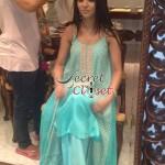 Humaima Malick at Shamsha Hashwanis Couture Shoot (BTS) - 16