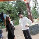 Imran Abbas in upcoming bollywood movie CREATURE (BTS) - 11