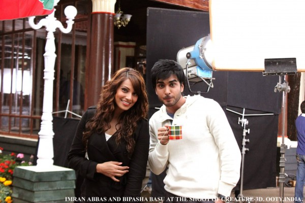Imran Abbas in upcoming bollywood movie CREATURE (BTS) - 13