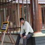 Imran Abbas in upcoming bollywood movie CREATURE (BTS) - 16