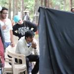 Imran Abbas in upcoming bollywood movie CREATURE (BTS) - 18