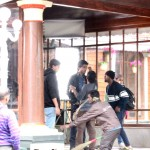 Imran Abbas in upcoming bollywood movie CREATURE (BTS) - 6