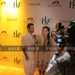 Kamiar Rokni and Juggan Kazim at The Reluctant Fundamentalist Red Carpet
