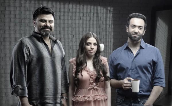 MAHA & the producers, Sheraz & Farhad