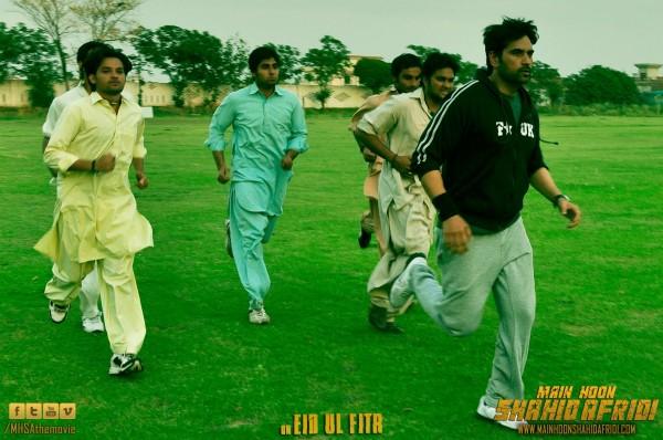 Main Hoon Shahid Afridi - BTS - Sialkot Spell - 29