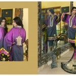 Sanam Saeed Wardha Eid Lawn Collection - 16