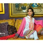 Sanam Saeed Wardha Eid Lawn Collection - 18