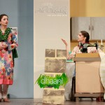Sanam Saeed and Sarwat Gillani at Dhaani - 4
