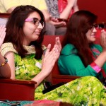 Sanam Saeed and Sarwat Gillani at Dhaani - 7