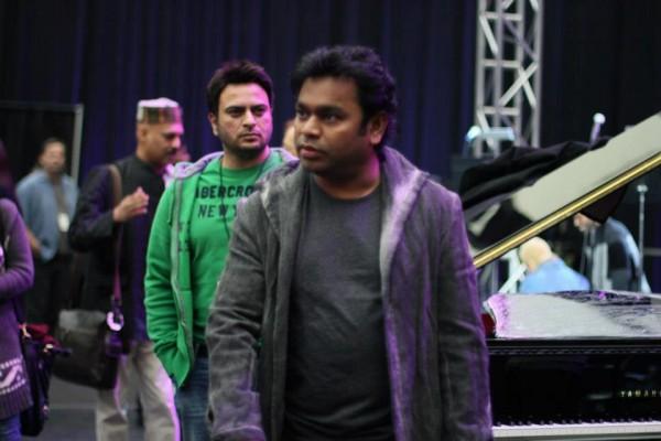 Shiraz Uppal AR Rahman