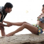 Veena Malik shooting Silk Sakkath Hot Maga  in Thailand - 2
