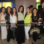Zahra Khan, Sara Shahid, Fatima Hasan, Ayesha Noon, Abeera Sami Ahsanudiin and Yasmin Khan at The Reluctant Fundamentalist Red Carpet