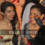Zara Peerzada and Mashal Peerzada at The Reluctant Fundamentalist Red Carpet