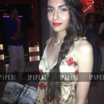Zara Peerzada at The Reluctant Fundamentalist Red Carpet