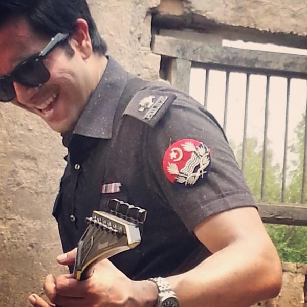 Junaid Khan - Koi Rokey Mujhey - Music Video Shoot - 2